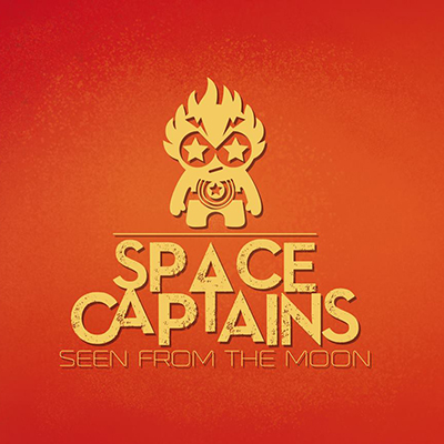 SPACE CAPTAINS - Seen From The Moon
