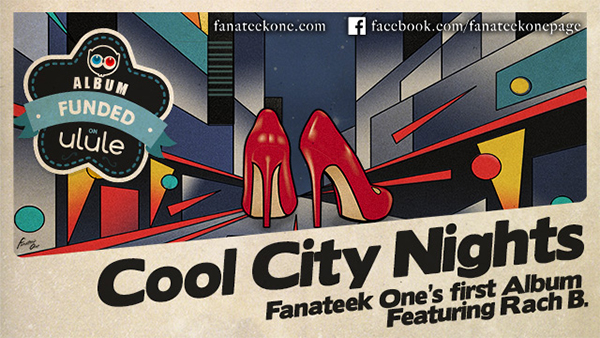 FANATEEK ONE 'Cool City Nights'