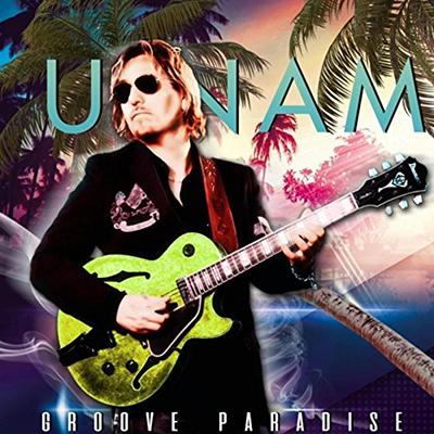 """U-Nam """"Groove Paradise E.P."""""""