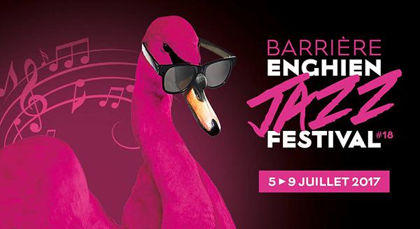 Barrière Enghien Jazz Festival 2017