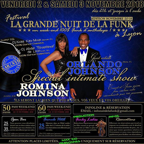 La Grande Nuit De La Funk
