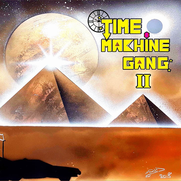 TIME MACHINE GANG - Volume 2
