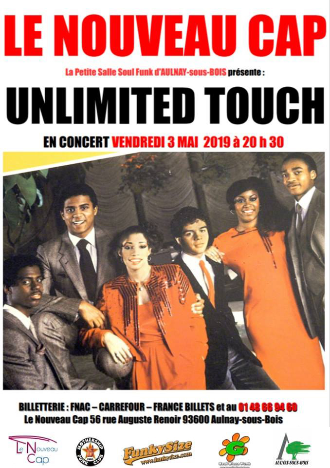 UNLIMITED TOUCH au NOUVEAU CAP - 03/05/2019